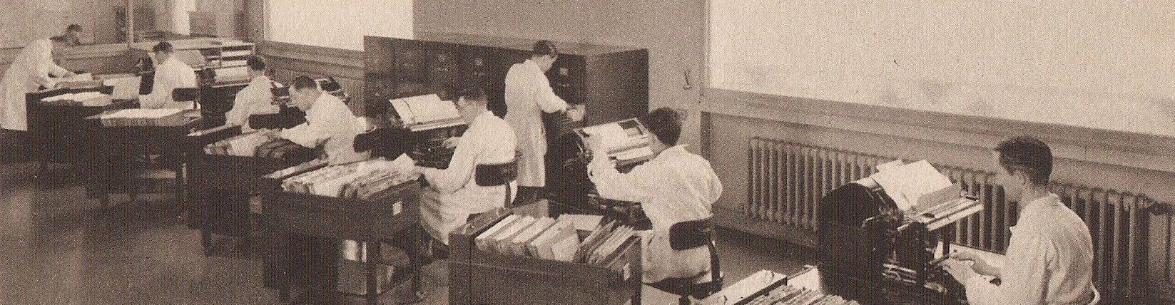 Histoire de la comptabilité
