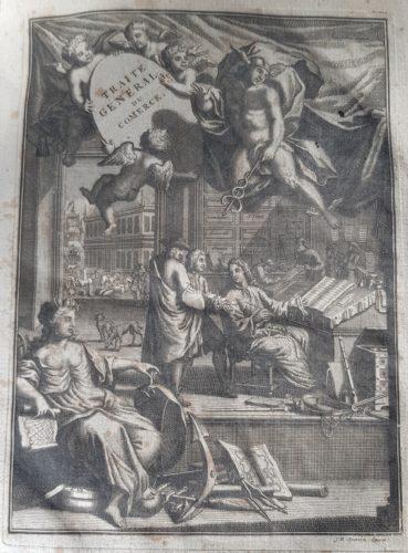 Samuel Ricard (1723) Traité général du commerce...